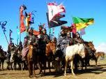 Узбеки-воины