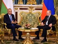 Госвизит Каримова в РФ 26.04.2016г 2