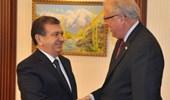 Встреча Мизиёева с замгоссекретаря США