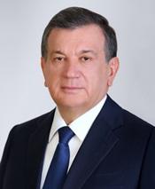 Мирзиёев Ш. Янги йил табриги
