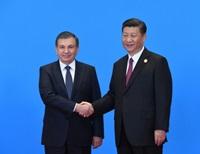 Мирзиёиев и Си