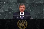 Ўзбекистон Президенти Шавкат Мирзиёевнинг БМТ Бош Ассамблеяси 72-сессиясидаги нутқи