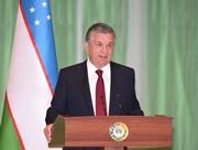 Выступление Шавката Мирзиёева на торжествах, посвященных празднованию 26-летия независимости РУз