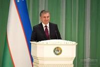 Шавкат Мирзиёев 31.08.2018 г.
