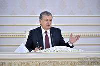 Шавкат Мирзиёев ракритиковал банковский сектор